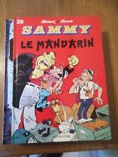 Sammy T25 :le mandarin, édidion originale 1989
