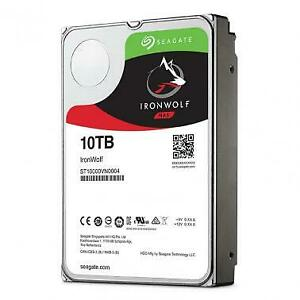 SEAGATE HARD DISK 3,5 10TB 7200RPM 256MB IRONWOLF ST10000VN0008
