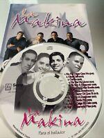 La Makina, Para El Bailador, Audio CD