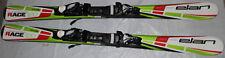 Elan Race junior  skis 120cm + Tyrolia 16-24 mondo size adjustable Bindings  New