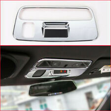 for Chevrolet Camaro 2016-17 ABS Chrome Interior Front Reading Light Cover Trim