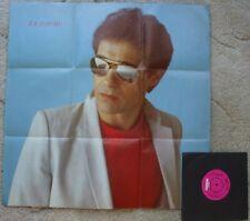 F.R David - Music / Givin' It Up - Rare Poster Sleeve Near Mint 45