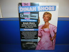 THE DINAH SHORE CHEVY SHOW CLASSIC TV EPISODES DVD with Chevy Car Commercials