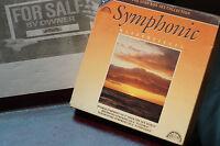 Rare Vintage Supraphon Symphonic Masterpieces 3 Audio Cassettes original case