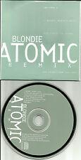 Deborah Harry BLONDIE Atomic REMIX DIIDDY EDIT UK PROMO DJ CD single Debbie 1994