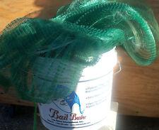 """LEE FISHER  12' RADIUS, 5/8"""" SQUARE BAIT BUSTER PREMIUM CAST NET 6 PANEL"""
