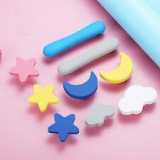 Manijas bonitas para niños anticolisiones de goma de aleación de Zinc tiradores