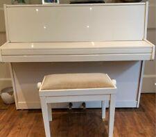More details for upright piano, eavestaff minigrand, off white colour