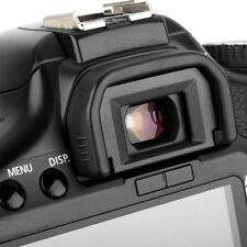 Rubber Eye Cup EF For Canon 300D 350D 400D 450D 550D 600D D30 D60 SLR Camera