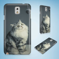 PERSIAN CAT 7 CASE FOR SAMSUNG GALAXY NOTE 2 3 4 5 8 9