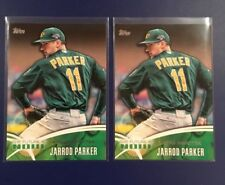 2014 Topps #FN-50 JARROD PARKER Athletics Future Is Now Lot 2 HOT LOOK