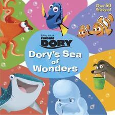 Dory's Sea of Wonders (Disney/Pixar Finding Dory) (Deluxe Pictureback)