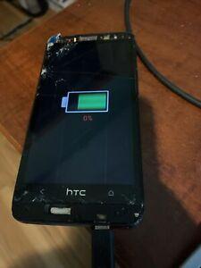 HTC One M8 - 32GB -  Blue Sprint) Smartphone (BeatsAudio edition )