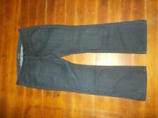 Old Navy Diva Boot Cut Lowest Rise Jeans Women's Size 14 S Short