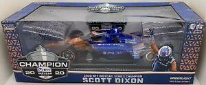 "2020 #9 1/18 Scott Dixon ""PNC BANK"" Honda NTT Indy 2020 CHAMPION - Same Day Ship"