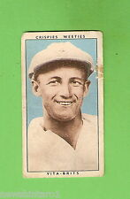 1948  CEREAL FOODS  DON BRADMAN CRICKET CARD