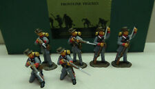 Frontline Figures, 6 Südstaaten, Confederate Mississippi Rifles Regiment, MRR.1