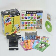 DOBUTSU NO MORI e Plus Animal Forest Card reader Game Cube Nintendo 2838 gc