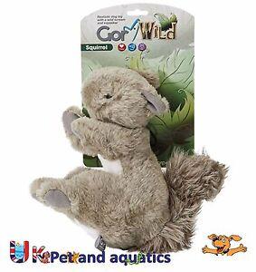 Gor Pets Dog Toy, Wild Squirrel 24cm GW11