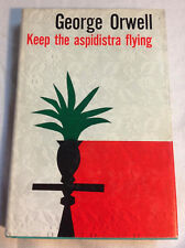 Keep the Aspidistra Flying by George Orwell (Hardcover, 1967, Very Good)