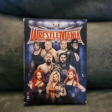 New listing WWE: WrestleMania 32 [DVD]
