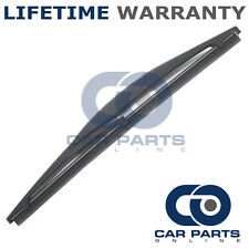 "FOR PEUGEOT 306 HATCHBACK 1999- 16"" 400MM REAR WINDOW WINDSCREEN WIPER BLADE"