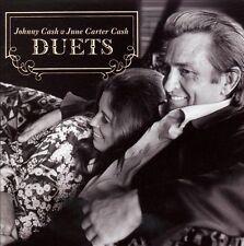 Duets by Johnny Cash/June Carter Cash (CD, Jan-2006, Sony Music Distribution (US