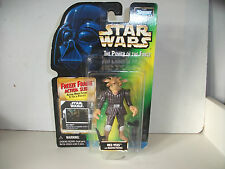 star wars FREEZE FRAME REE YEES rare POWER OF THE FORCE KENNER new on card!!