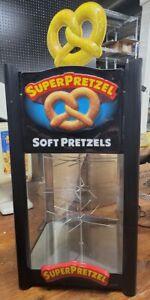 Wisco Pretzel Warmer commercial counter top unit