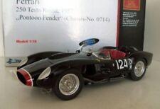 Véhicules miniatures CMC pour Ferrari