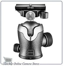 Gitzo GH3382QD Series 3 Center Ball Head with QR Plate D Profile Mfr # GH3382QD