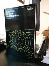 Electric Circuits And Machines 6TH Edition Eugene C. Lister Engineering Textbook