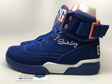 Patrick Ewing 33 HI blue Mens OG Knicks Vintage sz 10.5 New!