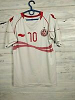 Tunisia Jersey 2012 Home LARGE Shirt Mens Camiseta Maillot Football Soccer