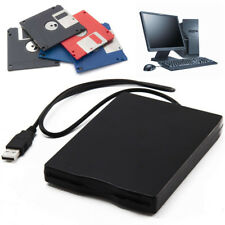 "Portable Slim Externe USB 3,5 ""1,44 MB Diskettenlaufwerk Windows DE"