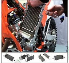 Paire radiateur eau KTM SXF SX-F 250 / 350 / 450 2013 2014 2015