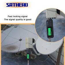 Digital Satellite Finder Portable SH-100HD  High Definition Free Sat Program