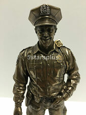 """Police Officer """"To Protect And To Serve"""" Statue Sculpture Figurine"""