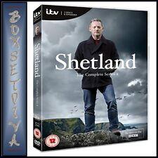 Shetland Series 4 - DVD Region 2