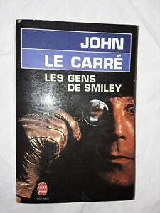 """John le carré """"les gens de smiley"""" ldp 1990"""