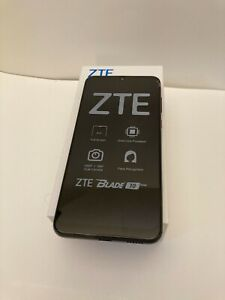 New ZTE Blade 10 Prime - 64GB - Black (Visible)
