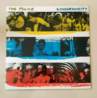Synchronicity - The Police - A&M 1983 Vinyl LP