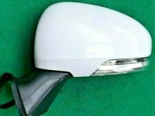TOYOTA PRIUS WING MIRROR ELECTRIC POWERFOLDING PASSENGER SIDE LEFT 2009 TO 2015