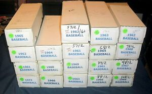 1966 TOPPS BASEBALL CARD *U-PICK* SET BUILDER LOT (7 PICKS) VG/EX/EXMT RANGE