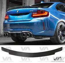 BMW 2 SERIES F22 F87 MTC STYLE REAL CARBON FIBER BOOT TRUNK SPOILER