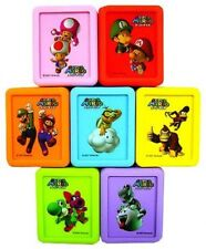 New Super Mario Bros Set of 7 Nintendo DS Game Protectors