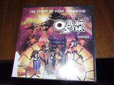 The Story of Gene Starwind Outlaw Star 13 Video Cd Set Japanese lang english sub