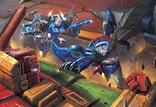 SDCC 2016 Hasbro Exclusive: Transformers - Titan Force 3 Figure Set, NEW, MIB