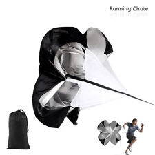 Speed Training Resistance Parachute Sprint Running Chute Football Soccer Eye