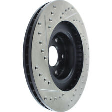 Disc Brake Rotor-WRX Front Left Stoptech 127.47018L